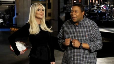 Lindsay Lohan Back with a Bang on SNL: Stars and Fans Lend Support