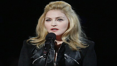 Madonna Vows to Take on Putin in His Hometown
