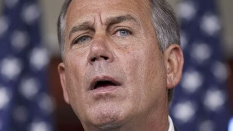 Boehner Holds Strong on Tax Standoff