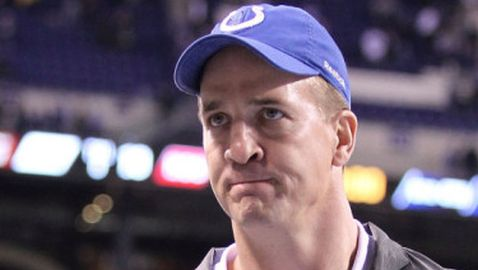 Peyton Manning to be Released Wednesday by Colts