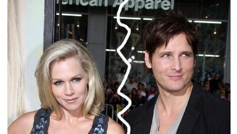 Peter Facinelli and Jennie Garth Split