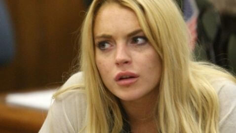 Lindsay Lohan Arrested Again in New York