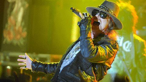 Rock and Roll Hall of Fame Responds to Axl Rose