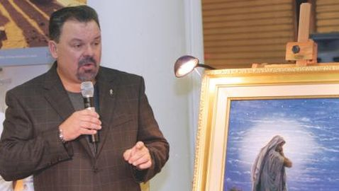 Thomas Kinkade's Cause of Death Released