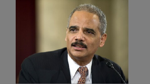Attorney General Holder Completes his Court Appointed Homework Assignment, Half a Page Short and Snarky