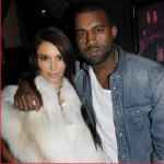 Kim Kardashian and Kanye West Dating in Her Next Curtsy for the Spotlight