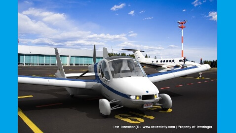 The Arrival of the Flying Car