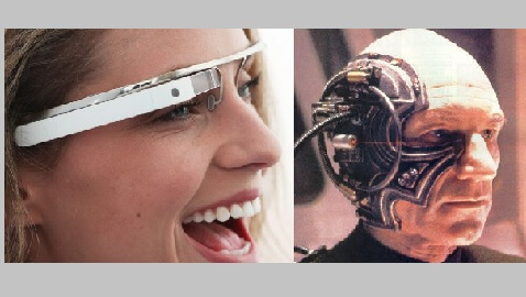 Google's Project Glass: Let the Assimilation Begin