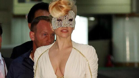 Russian Politician Threatens to Have Lady Gaga Arrested