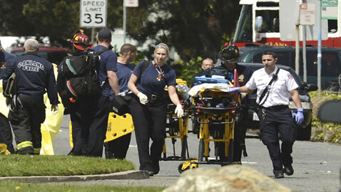 Seven Killed, Three Wounded by Gunman in Oikos University, California