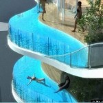 Swimming Pool Balconies the Latest Method to Relieve us of Our Millions