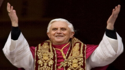 Pope Benedict Reaffirms Ban on Woman Priests