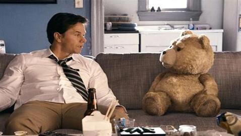 Pot-smoking, Cash-counter-humping Teddy Bear, a Hit at CinemaCon