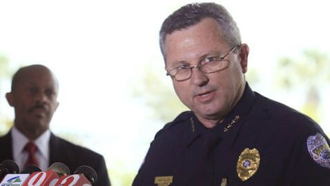Resignation of Sanford City Police Chief Rejected by City Commission