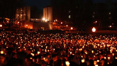 Five-Year Anniversary of Virginia Tech Massacre