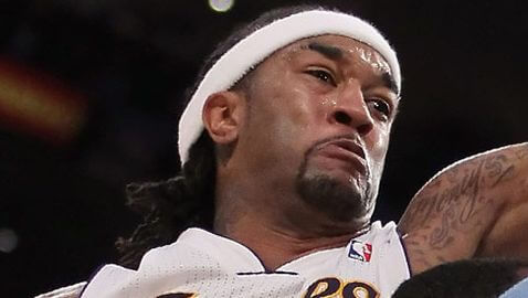 Lakers Forward Jordan Hill Charged with Assault