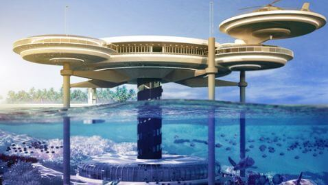 Dubai to Feature Underwater Hotel