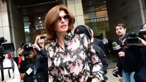 Child Support Case of Linda Evangelista Gets Expensive