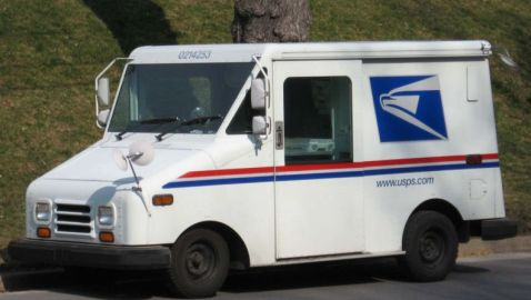Postal Service to Default on Payment at Midnight