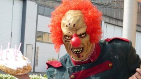 Evil Birthday Clown Will Torment Your Children for Their Birthday