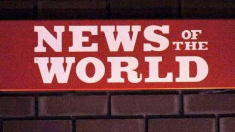 Former Editor for 'News of the World' Received Messages of Support from British Politicians
