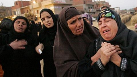 Deceased Egyptian Man Discovered Alive at Funeral