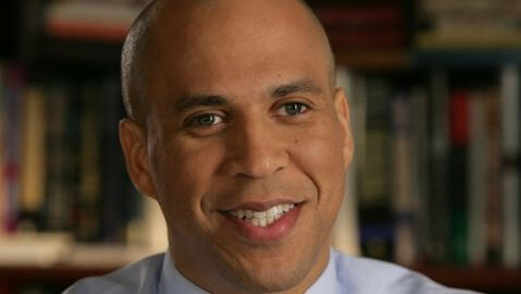 Newark Mayor Cory Booker Criticizes Obama Anti-Romney Videos