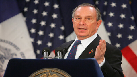 Bloomberg Sues NYC Council over Wage Bills