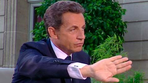 Sarkozy Returning to Corporate Law Practice