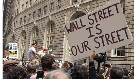 Occupy Wall Street sues NYC for Treating them Unconstitutionally and Destroying their Property