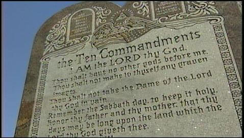 The Ten Commandments Challenged in 8th Circuit