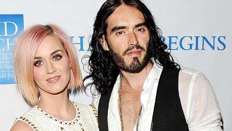 Russell Brand Talks Katy Perry with Ellen DeGeneres