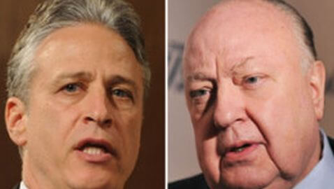 Roger Ailes, Fox News Chief, Criticizes Jon Stewart
