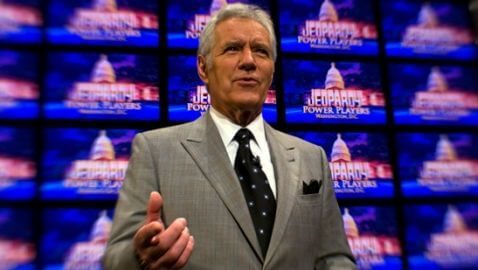 Alex Trebek Suffers Mild Heart Attack