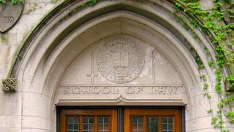 Northwestern University Law School Cutting Class Size by 10 Percent