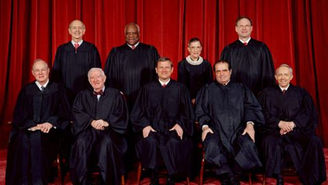 Supreme Court Upholds Obama's Individual Health Mandate