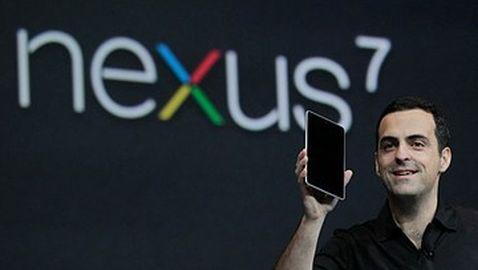 Google Unveils Nexus Seven Tablet