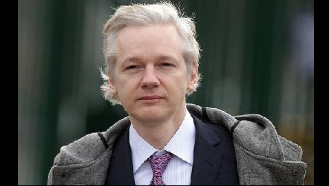 Assange Holed up in Ecuador Embassy and Strategizing His Next Move