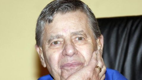 Jerry Lewis Hospitalized During Friars Club Event
