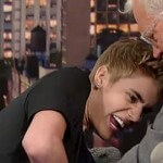 Letterman Lectures Bieber for Ignorance
