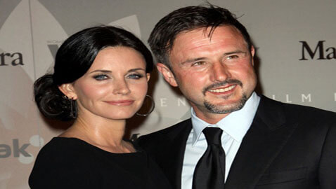 David Arquette to Divorce Courteney Cox
