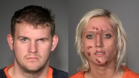 Couple Pleads Guilty to Possession of Meth