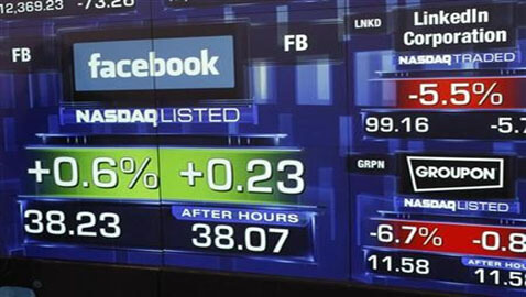 Nasdaq Postpones Date for Submitting Requests by Brokers Over Loss from Facebook IPO