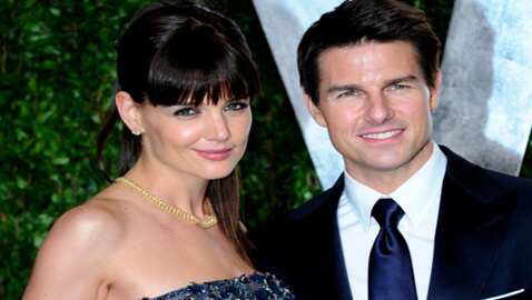 Katie Holmes and Tom Cruise to Divorce