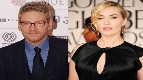 Kenneth Branagh Granted Knighthood, Kate Winslet – Commander of the British Empire
