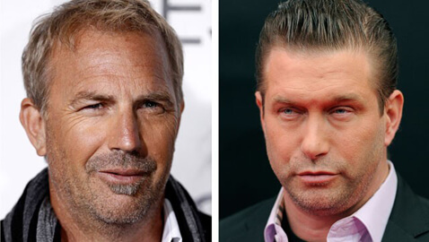 Kevin Costner and Stephen Baldwin Face Each Other in Court