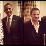 Obama has Breakfast With Hollywood's Hottest Young Stars