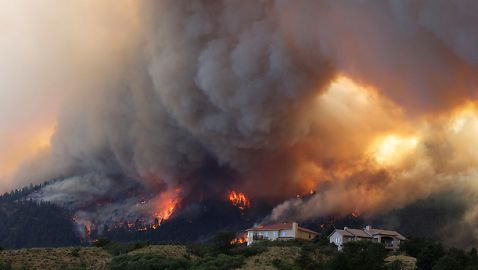 32,000 Evacuated in Waldo Canyon Wildfire