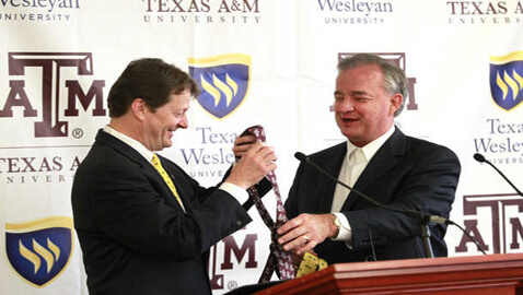 Texas A&M Buys Out Texas Wesleyan University's School of Law for $25 Million