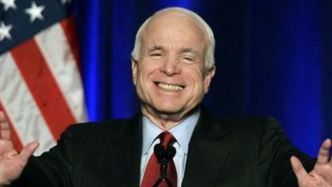 John McCain Slips In and Out of Syria; Has Talks with Syrian Rebels